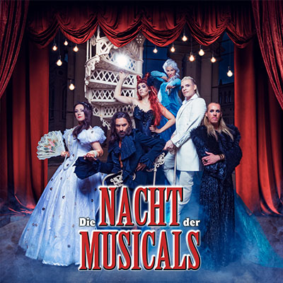 Logo Die Nacht der Musicals